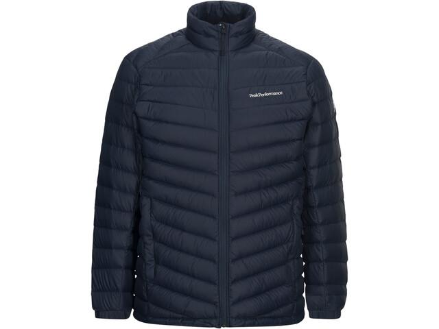 Peak Performance M's Frost Down Liner Jacket Salute Blue ...
